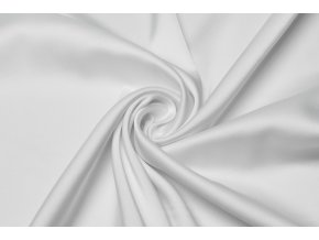 hedvábí bílé