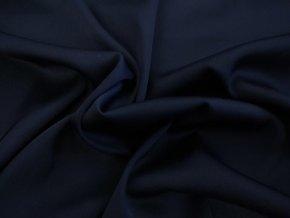 hedvábí tmavě modré