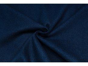 riflovina 100 bavlna temne modra