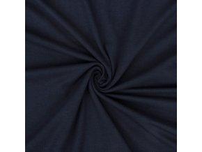 uplet jednolic bavlna modal granat tmave modra (2)