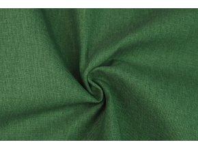 Bavlna režná zelená tmavá
