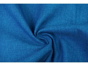 Bavlna režná královsky modrá