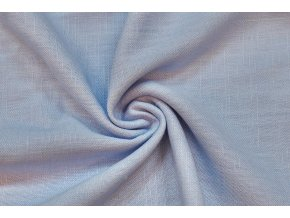 lnena tkanina modra svetla