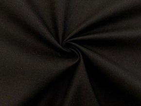 Bavlněné plátno černé1