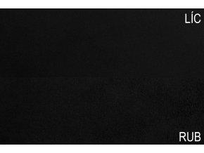 softshell černý