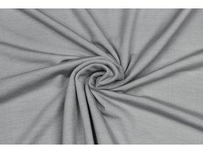 merino vlna uplet jednolic belave sede