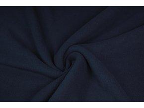 fleece modry tmavy1