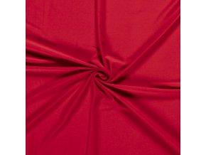 uplet jednolic tencel modal cerveny