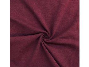 bavlneny naplet bordo