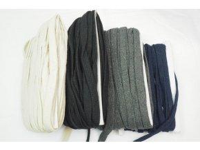 bavlnena snura dutinka 12 cm