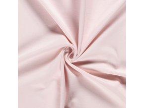 bio bavlneny uplet jednolic svetle ruzovy 200 g m2