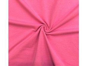 teplakovina elasticka ruzova 240 g