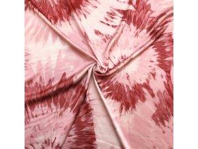 umele hedvabi silky ruzovocihlove kvety 3