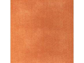 bavlněný úplet cihlový dřený vzhled