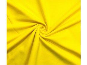teplakovina elasticka zluta 290 g m2 1