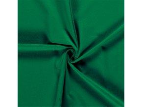 bio bavlneny uplet jednolic zelena 200 g m2