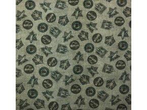 bavlnene platno letecke znamky 1