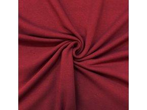 teplakovina elasticka bordo 290 g m2 3)