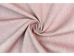 bavlna rezna svetle cihlove mele