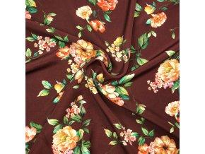 umele hedvabi silky kvety na bordo 1