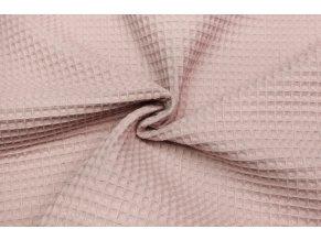bavlna vafle pudrova 2