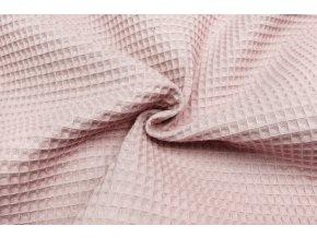 31935 bavlna vafle staroruzova bleda