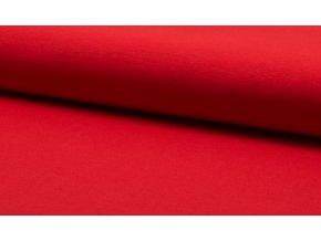 teplakovina elasticka cervena 230 g m2