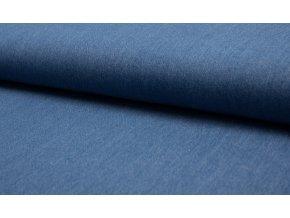 riflovina stredne modra 100 bavlna