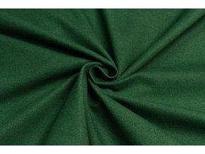 bavlneny uplet vysokogramazni jeans tmave zeleny