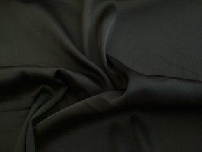 hedvábí černé