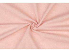 teplakovina elasticka bio staroruzova svetlejsi 250 g m2