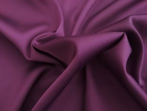 hedvábí fialové