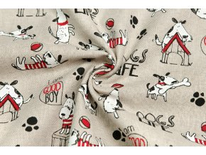 bavlna rezna psi zivot