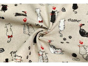 bavlna rezna kocici zivot