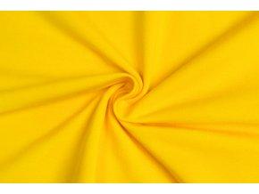 bavlneny uplet zloutkovy 200 g m2