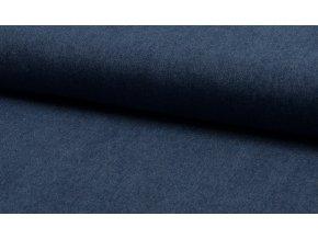 riflovina modra stredne 100 bavlna