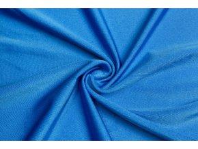 Plavkovina lesklá středně modrá 220 g/m2