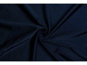 plavkovina leskla modra navy 220 g m2