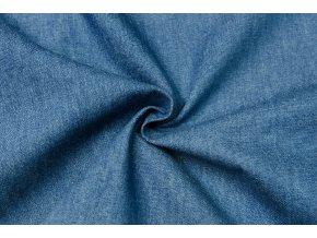 riflovina svetle modra 100 bavlna