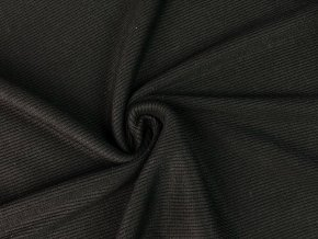 Bambusový náplet černý žebrový1