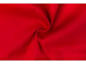 popelin cerveny
