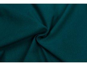 teplakovina elasticka bio lahvove zelena 250 g m2