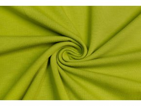 teplakovina elasticka bio limetka 250 g m2