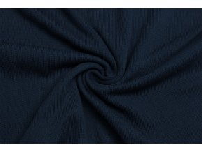 svetrovina tmave modra 100 bavlna