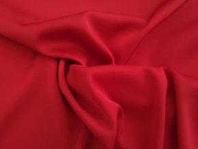 hedvábí červené tmavé
