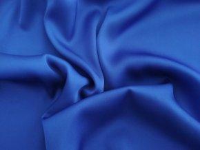 hedvábí kralovsky modré.