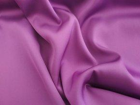 hedvábí lila