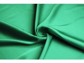 Hedvábí zelené 1