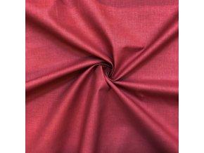 bavlna Uni tmavý Pink..