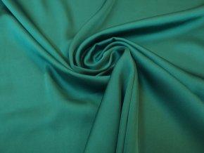 Umělé hedvábí Silky zelené tmavé1